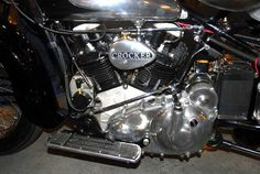 Crocker engine