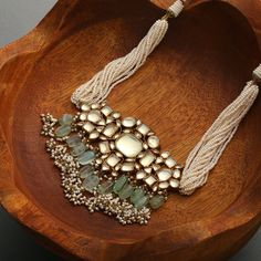 Indian Jewelry Earrings, Indian Jewelry Sets, Silver Jewellery Indian, Jewelry Design Earrings, Indian Wedding Jewelry, Beaded Jewelry, Ruby Jewelry, Ethnic Jewelry, Bridal Jewelry