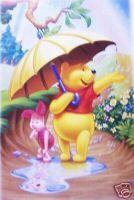 New Disney Winnie The Pooh Piglet Poster 24x36 Print Print Image Photo PW1 | eBay