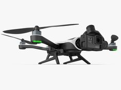 Drones from DJI, GoPro, and Parrot, plus some add-ons that every RC flyer would love.