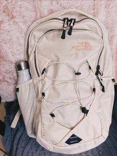 The North Face Women's Jester Luxe Backpack backpacks for men The North Face, North Face Women, North Face Bag, School Looks, Travel Backpack, Fashion Backpack, Backpack Outfit, Preppy Backpack, Backpack Purse