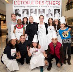 Partageons ensembles la #cuisine avec Arnaud Tabarec