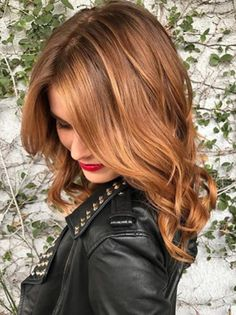 Gorgeous natural red hair color ideas for ladies to sport in 2017 2018.