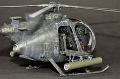 AH-6J Little Bird ''Night Stalkers''