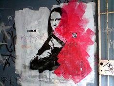 Dolk Mona Lisa