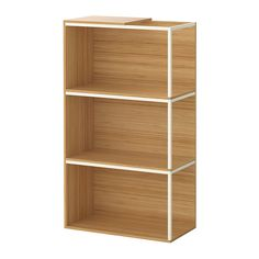 IKEA PS 2014 Storage combination with top - bamboo/white - IKEA --various configurations