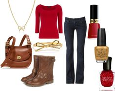 """Casual holiday"" by byteme on Polyvore"