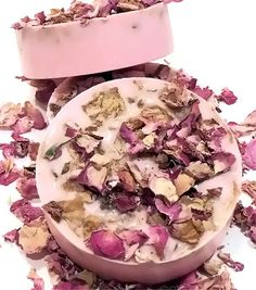 Sweet Rose Gift Soap - Shea Butter Handmade Soap - VEGAN