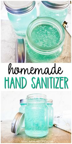 household hacks DIY Hand Sanitizer Recipe- how to make your own hand sanitizer at home. Easy and quick recipe to do! With the Coronavirus or any other disease going around this is a mu Household Cleaning Tips, Homemade Cleaning Products, Cleaning Recipes, House Cleaning Tips, Natural Cleaning Products, Cleaning Hacks, Diy Cleaning Wipes, Speed Cleaning, Weekly Cleaning