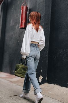 8 Weekend Denim Ideas + a Word on the Perfect Jeans