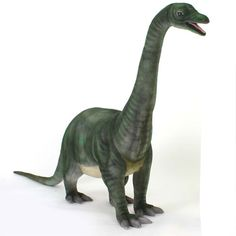 Bruno the Large Brontosaurus from PoshTots #PTRoyalBaby
