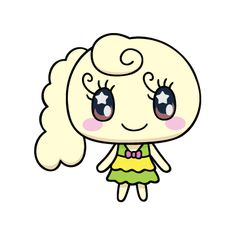 Coffretchi – Tamagotchi Friends.  For some reason I always got this one!