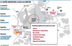 #Eurovegas llega a Alcorcón y las inmobiliarias se frotan las manos