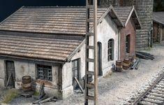 TrainScape: Diorama basado en Vadollano. 49