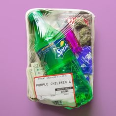 Who needs lunchables when you have a trap pack Stoner Girl, Smoking Weed, Sprites, Vaporwave, Just In Case, Purple, Photography, Gifts, Instagram