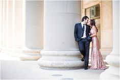 Chicago Engagement Photos | Adler Planetarium & Chicago Union Station | Chicago Wedding Photographer | Jill Tiongco Photography
