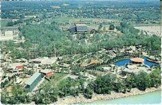Opryland theme park...home.