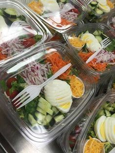 """Trish McDonald from Sky Oaks Elementary School (Minnesota District 191) sent this, saying that their kitchen """"makes the BEST Vegetarian salads!"""""""
