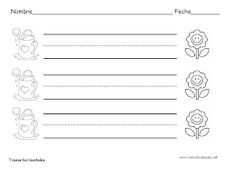 Crafts,Actvities and Worksheets for Preschool,Toddler and Kindergarten.Lots of worksheets and coloring pages. Tracing Worksheets, Preschool Worksheets, Pre Writing, Pre School, Kindergarten, Activities, Blog, Crafts, Dani
