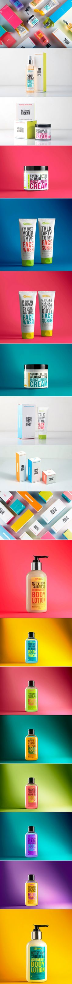 Happily Unmarried is a Personal Care Line With a Purpose — The Dieline | Packaging & Branding Design & Innovation News