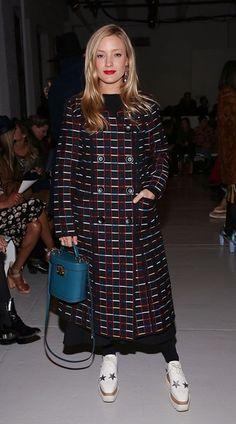 NYFW: a fila da frente - Eventos - Vogue Portugal