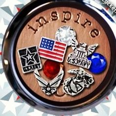 Perfect way to support those serving in the military! www.jamievermillion.origamiowl.com