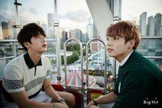 BTS NOW 3 ( Jin , Jungkook )