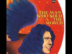 David Bowie - The Man Who Sold The World (Vinyl LP) {24 bits - 96 khz} (HQ)