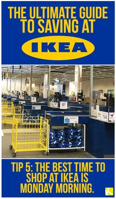 24 earth-shattering ikea savings hacks - the krazy coupon lady