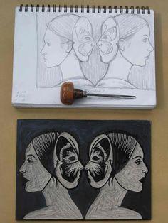 New Gothic by Deborah Klein,  was born in 1951.