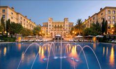 Johannesburg Hotels - The Palazzo Montecasino - Gauteng Hotels Palazzo Hotel, South Africa Honeymoon, Hotel Concept, Casino Hotel, Best Travel Deals, Hotel Reviews, Travel Style, Trip Advisor, Tourism