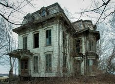 Abandoned and haunted in Milan, OH