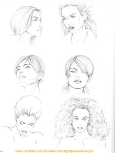 hair style drawing | Related Pictures anime hairstyles drawing