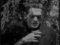 #Misfits - Skulls (1982) Walk Among Us video with #Frankenstein movie clips
