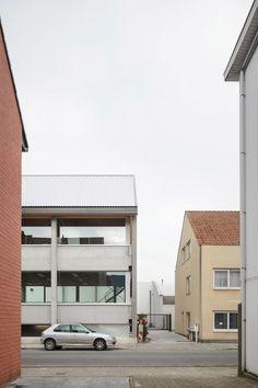 TRANS architectuur   stedenbouw, Stijn Bollaert · Ryhove Gent