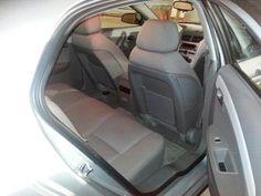 Interior detail used 2009 Chevy Malibu Hybrid