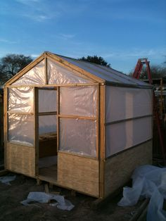 greenhouse plan.  re-purpose & re-use material for even less.  i'm gonna use some old windows i have laying around.