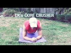 Core Crusher - for a Flat Stomach | AXFIT WINDSOR