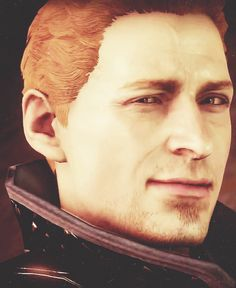 Alistair's smirk... ^_^