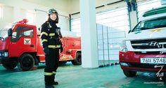 Escaping Post Traumatic Stress Disorder, the Fireman's Occupational Disease - Jang Hak Su (Fireman, Hong Seong Fire Station)