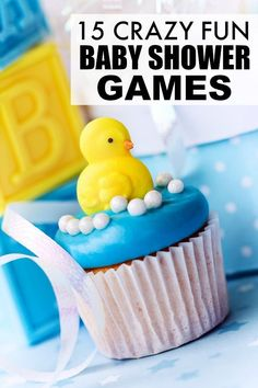 If you're planning a baby shower for your daughter, sister, BFF, or co-worker and need some good baby shower ideas to get the party started, these crazy fun baby shower games are just what you need to keep your guests entertained and happy.