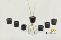 Tappi in legno per profumatori ambiente da 100 ml #diffusoreambiente #tappi #profumatori #tappitorniti #tappilegno