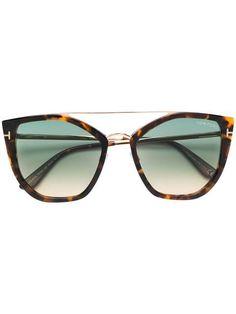 41bd4c0fb5bfc Tom Ford Eyewear Dahlia Sunglasses - Farfetch