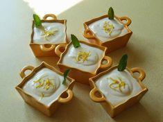 A B C vos IG: Mousse mascarpone au citron (IG bas)