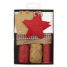 Christmas Gift Wrap Kit   #Stylish #NewYearNewYou #NewYear #Xmas #Christmas #GiftGuide #Gift #Present #Man #Men #Boy #Dad #Husband #Boyfriend #Grandad #Uncle #Cousin #Fiance #Son #Godfather #Him #Wallet #Gift #Wrap #Kit