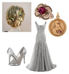 Draco Yule Ball by emily-moyle on Polyvore featuring E! Live From The Red Carpet and LE VIAN