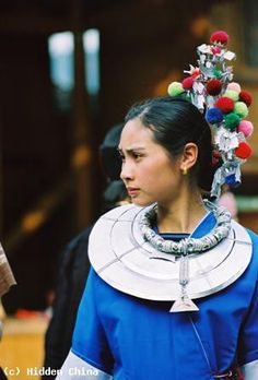 Hidden China GmbH - Traditional costumes of the Chinese ethnic minority Dong
