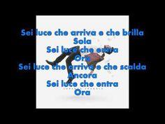Lorenzo Fragola - Luce che entra 2016 + Testo - YouTube