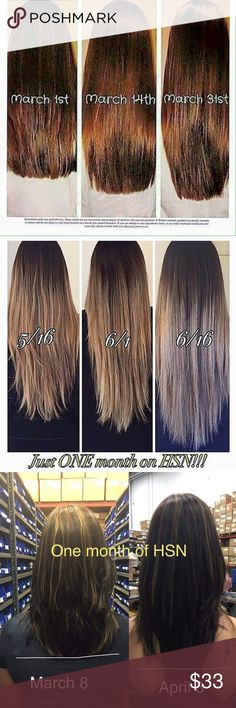 Hair Models Needed! (2 Spots)90 Day Challenge💁🏻 NEW JULY CHALLENGE! I need TWO more ladies to take the 90 day mermaid challenge and provide results or a testimonial! To thank you, you will receive MY discounted price and get $22 off each bottle!😍 These all natural vitamins are AMAZING! I have tried biotin, hair infinity, and everything else you can imagine and there is NOTHING like this. If you want to grow your hair LONG, FAST, this is what you are looking for!😊Contact if interested in…