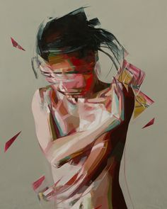 Paintings 2012 on Art Served